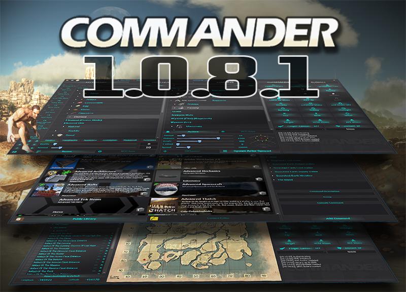 SparcMX – ARK Commander